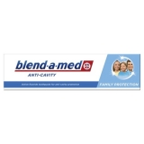 Blend-a-med Anti Cavity Famili Protection zubná pasta 100ml