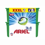 Ariel 3in1 Touch of Lenor gélové kapsule 56ks