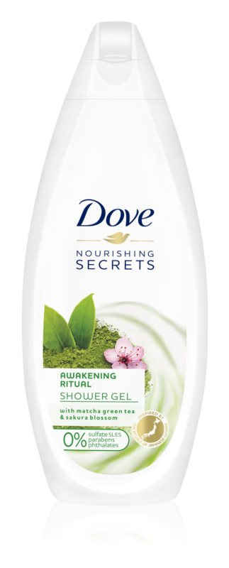 Dove Awakening Ritual green tea sprchový gél 500ml
