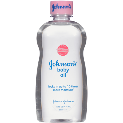 Johnson´s Baby olej 300ml
