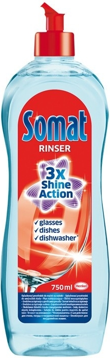 Somat Rinser 3x Shine Action oplachovač 500 ml