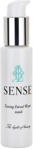 KALLOS Sense Toning Facial Water Tonik - čistiaca voda 100 ml