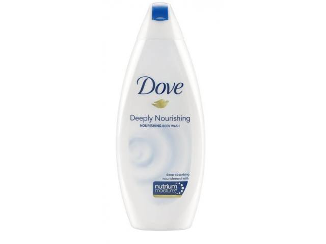 Dove Deeply Nourishing sprchový gél 250ml