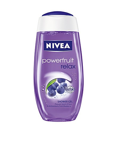 Nivea Power Fruit relax sprchový gél 500ml