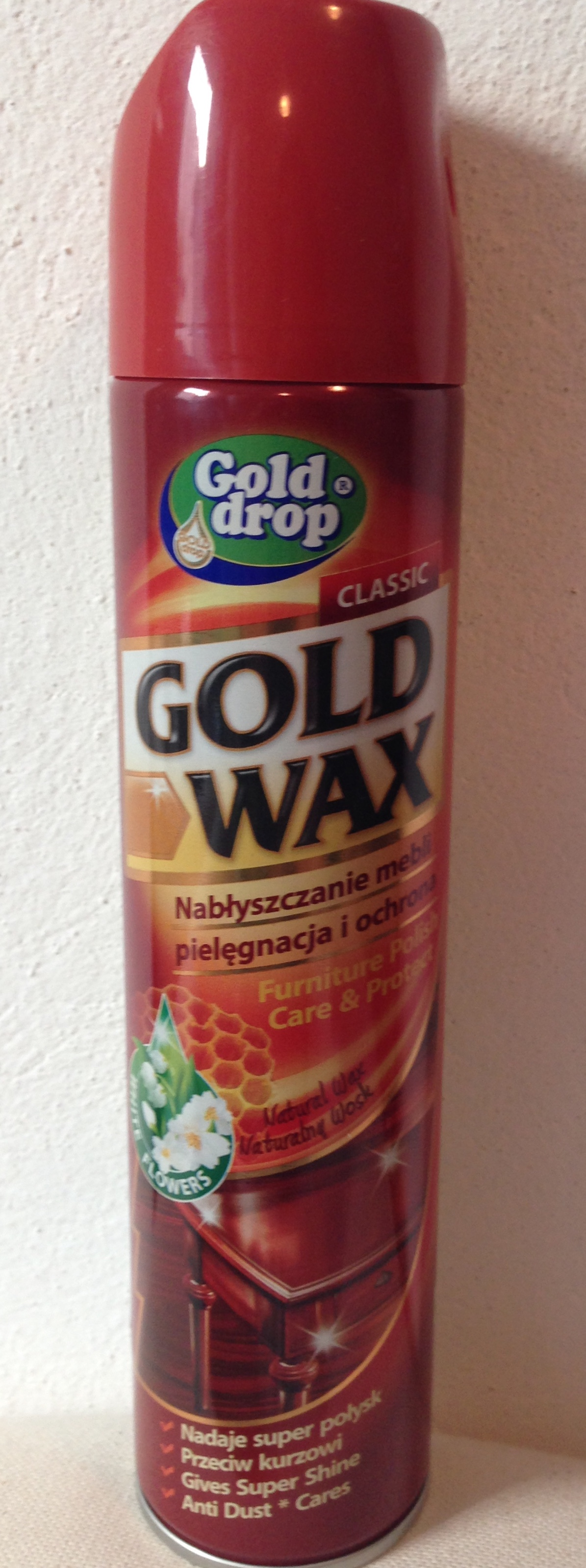 Gold Wax Classic 300ml