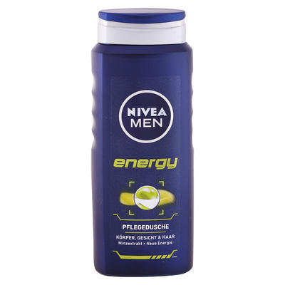 Nivea Men Energy sprchový gél 500ml
