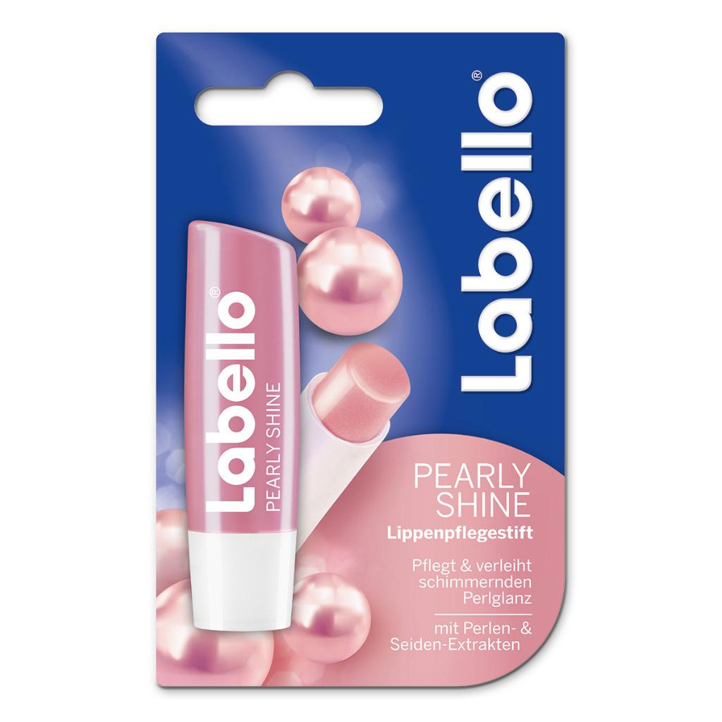 Labello Pearly Shine balzam na pery 4,8g
