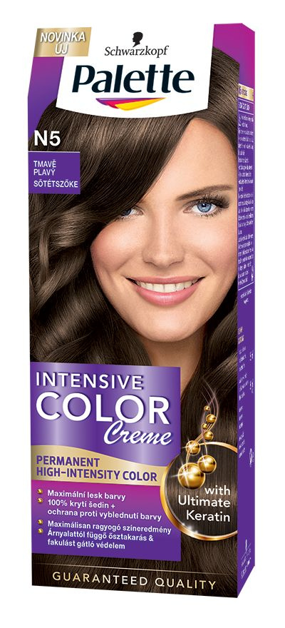 Palette Intensive Color Creme N5