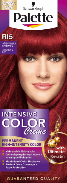Palette Intensive Color Creme R15