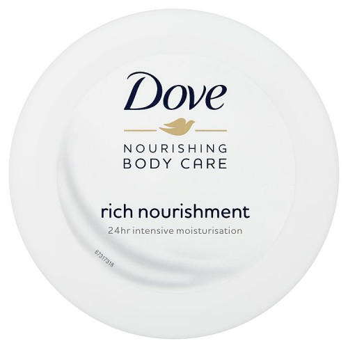 Dove Rich nourishment telový krém 250ml