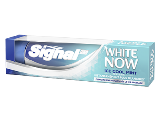 Signal White Now Ice Cool Mint zubná pasta 75 ml