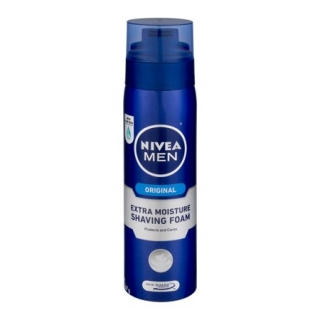 Nivea Men Original pena na holenie 200ml