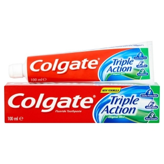 Colgate Triple Action zubná pasta 100ml