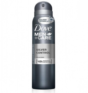 Dove Men Silver Control anitperspirant 150ml