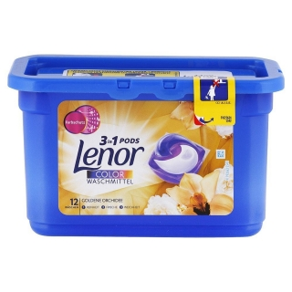 Lenor 3in1 Gold Orchid gélove kapsule 13ks