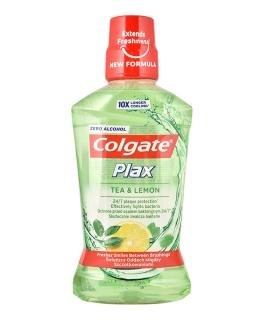 Colgate Plax Tea & Lemon ústna voda 500ml