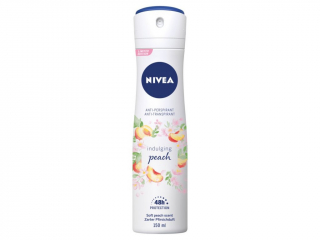 Nivea Indulding Peach dámsky deospray 150 ml