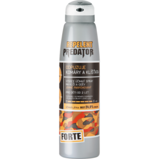 Predator Forte 150ml spray proti komárom