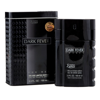 Creation Lamis Dark Fever  EDT 100ml (Alternatíva:Paco Rabbane Black Xs Men)
