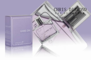 Chris Diamond Game On! EDP 100ml (alternatíva Gucci II)