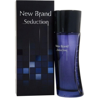 New Brand Seduction Man EDT 100ml(alternatíva G.Armani Black Code)