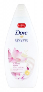 Dove Glowing Ritual green tea sprchový gél 500ml