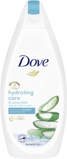 Dove Hydrating care aloe vera sprchový gél 500ml