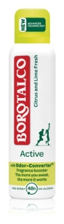 Borotalco deospray Active Fresh citrus & lime 150ml
