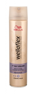 Wellaflex 2 day Volume 4 lak na vlasy 75ml
