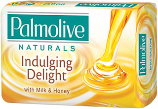 Palmolive mydlo 90g Milk & Honey