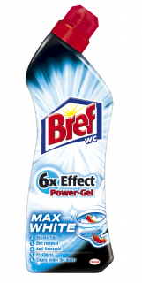 Bref WC gél Max White 750ml