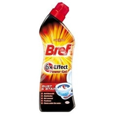 Bref WC gél Rust and Stain 750ml