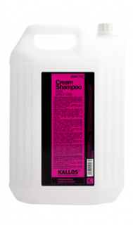 Kallos Cream (Cream Shampoo) 5000 ml