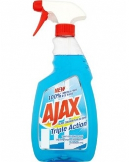 Ajax Triple Action na sklo 500ml
