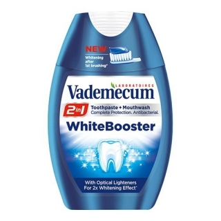 Vademecum White Booster 2in1 75ml