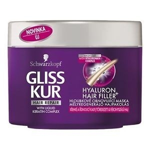 Gliss Kur Hyaluron Hair Filler maska na vlasy 200 ml