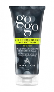 Kallos (GOGO) sprchový gél for men - 200ml