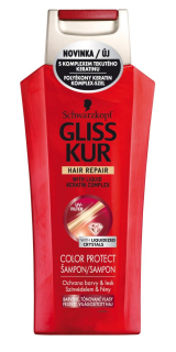 Gliss Kur Color šampón 250ml