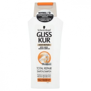 Gliss Kur Total Repair šampón 250ml