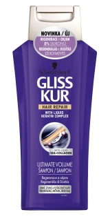 Gliss Kur Ultimate Volume šampón 250ml