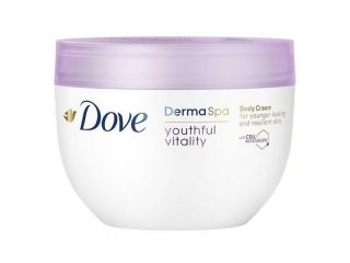 Dove DermaSpa Youthful Vitality telový krém 300ml