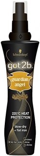 Got2b Guardian Angel blow dry + flat iron 200ml