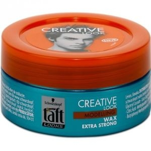 Taft WAX CREATIVE LOOK vosk na vlasy 75 ml