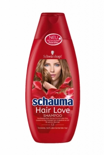 Schauma Hair Love šampón na vlasy 400ml