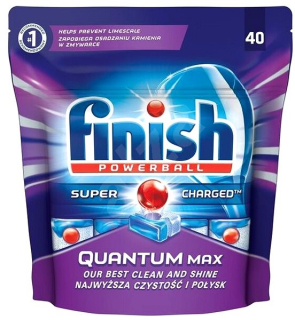 Finish Powerball Quantum Max 40ks