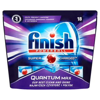 Finish Powerball Quantum Max 18ks