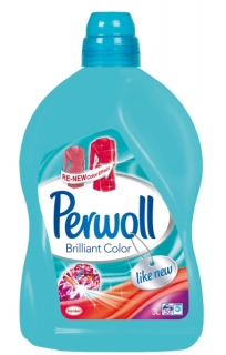 Perwoll Brilliant Color prací gél 3l