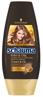 Schauma Cream & Oil balzam na vlasy 200ml