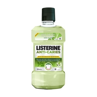 Listerine Anti Caries ústna voda 500ml