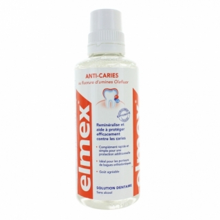 Elmex Anti Caries ústna voda 400ml